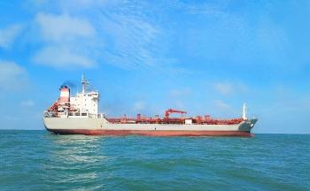 PVTrans Vũng Tàu tiếp nhận tàu PVT DAWN