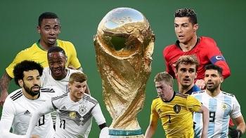 lich thi dau 14 tran cau dinh truoc them world cup 2018