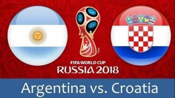 xem truc tiep bong da argentina vs croatia o dau